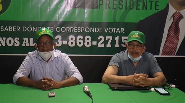 Partido FP denuncia exclusión de 17 mil votantes de padrón exterior de la JCE