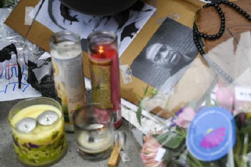 George Floyd alertó 20 veces a los policías que le mataron que no podía respirar.
