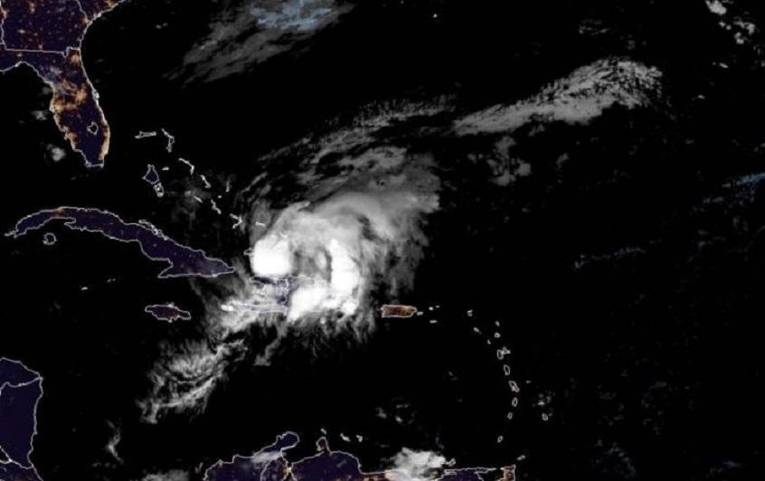 El Gobierno de Bahamas emite una advertencia de huracán por la tormenta Isaías.