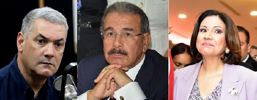Danilo, Margarita y Gonzalo salen derrotados en elecciones.