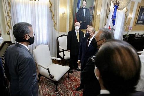Expresidente Hipólito Mejía asegura no intervino en designación de Díaz Morfa