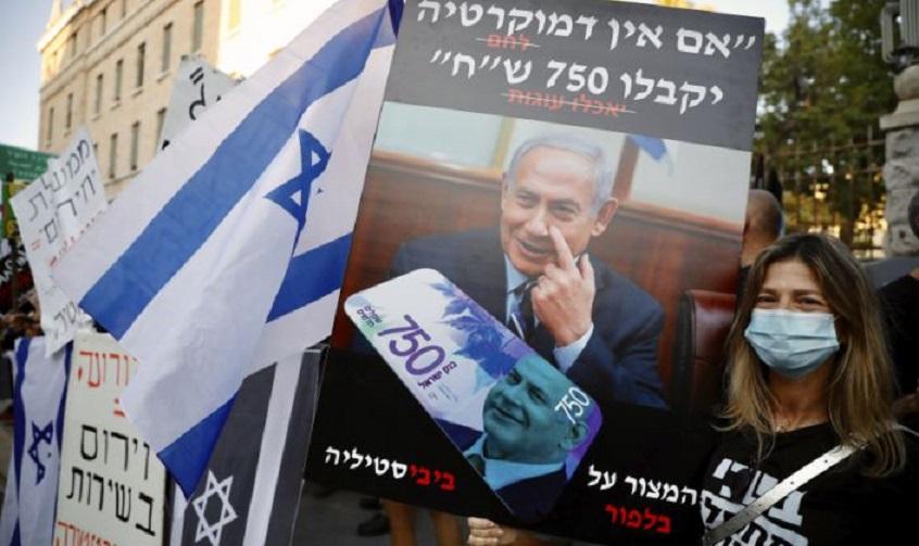 Israel se blindará en fin de semana tras rebrote de virus.