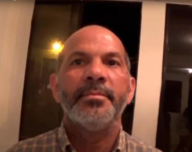 José Agustín Constanzo herido de bala en El Seibo.
