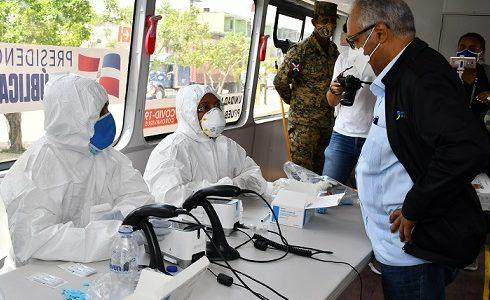 MSP intervendrá varios sectores del Gran Santo Domingo por alta incidencia por COVID-19