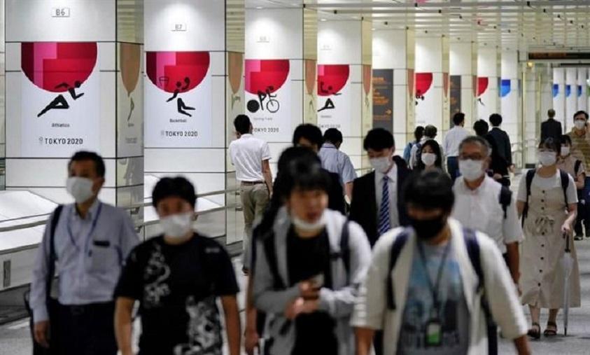 Tokio registra unos 280 contagios más de coronavirus, un nuevo récord diario.