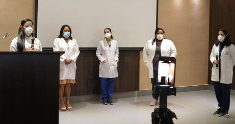 Tres sociedades médicas tocan la alarma en Santiago con Covid-19