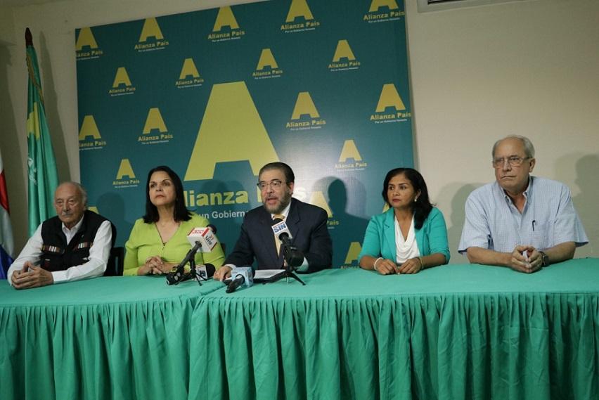 Alianza País propone medidas para detener propagación covid-19.