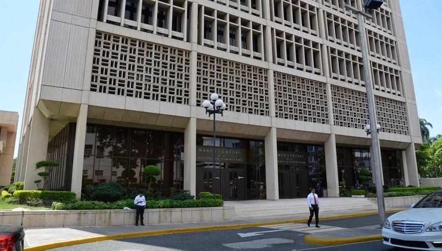 Sede del Banco Central de la República Dominicano.
