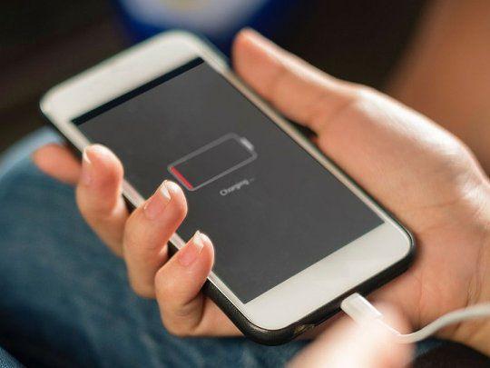 Consejos para cuidar batería del celular.