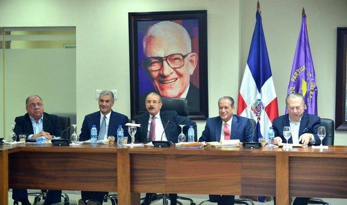 José Tomás Pérez dice urgen cambios en CP del PLD.