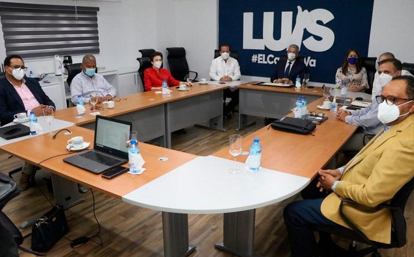 Comisión de Transición Luis Abinar prioriza primeros temas a tratar