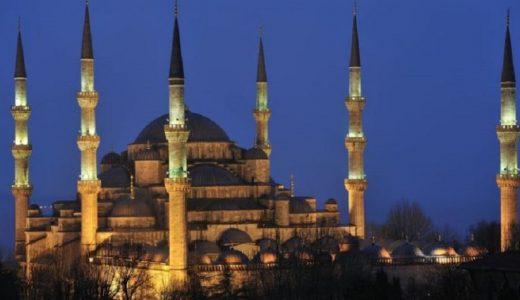 Los constructores de la Mezquita Azul en Estambul se inspiraron en la arquitectura de Santa Sofía.