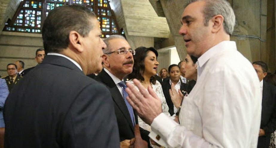 Presidente Danilo Medina se reunirá con Luis Abinader.