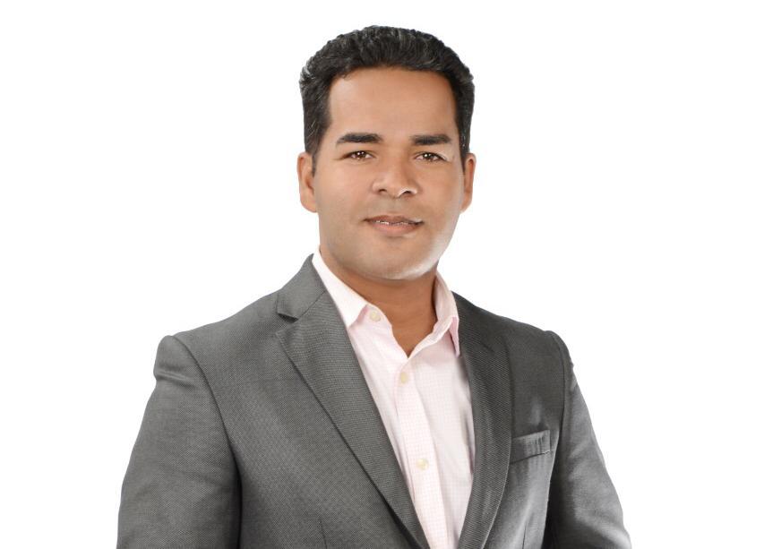 Excandidato Joel Sánchez agrace apoyo a ocoeños.
