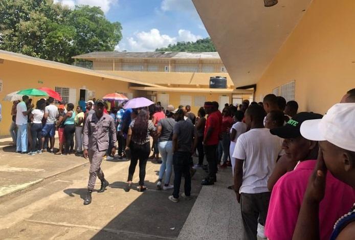 TSE determina electores se encuentren en filas podrán votar pasadas las 5:00 p.m.