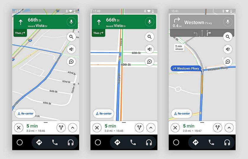 Google Maps permite usuarios visualizar semáforos.