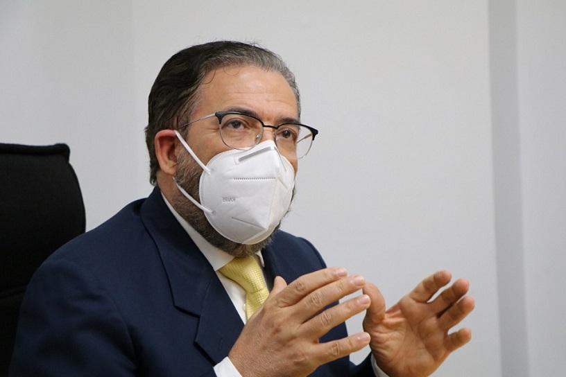 Guillermo Moreno llama dominicanos respetar medidas contra COVID-19.