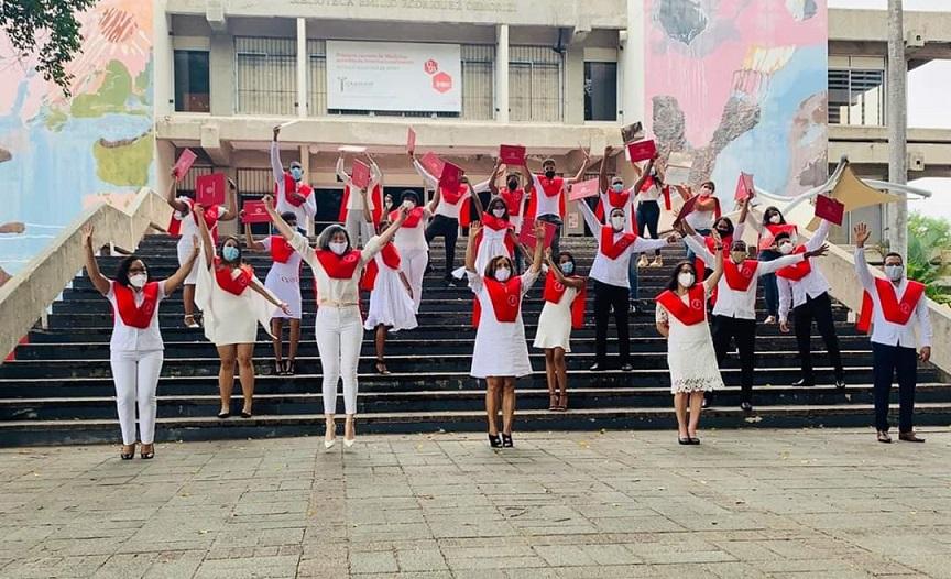 INAFOCAM recibe graduandos programa docente por excelencia.