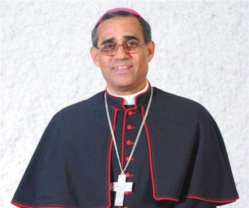 monseñor Freddy Bretón Martínez presidente CED.