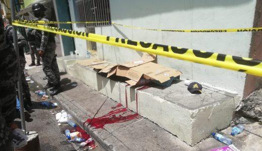 Matan a tiros delegado del PRM en el barrio Simón Bolívar.