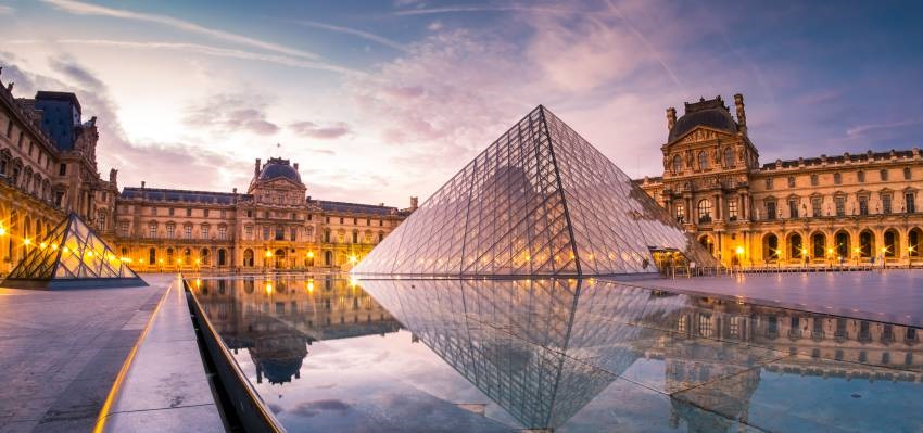 Museo del Louvre reabre este lunes.