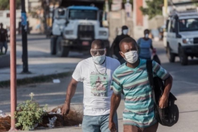 Los muertos en Haití por coronavirus ascienden a 123 con 6,486 contagios.