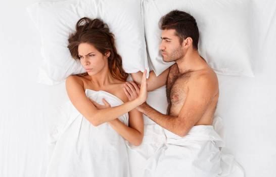 Mujeres sufren de disfunción sexual femenina.