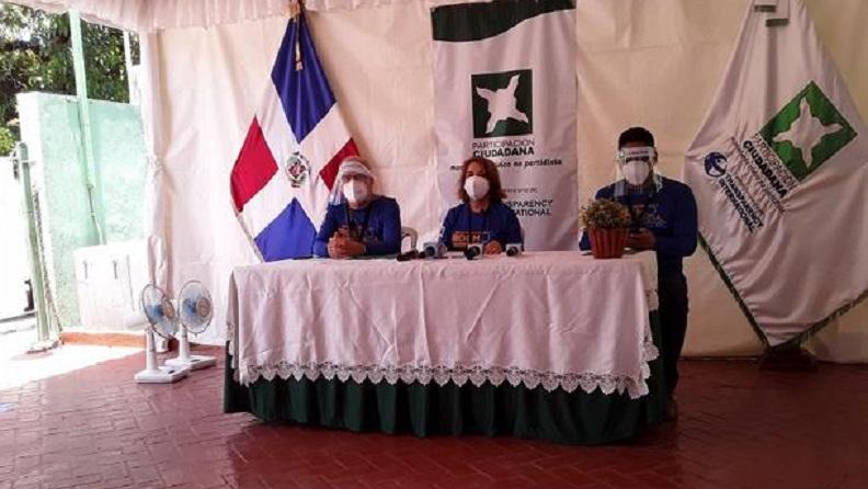 Participación Ciudadana dice disminuye compra de votos, pero cuestiona desempeño Policía Militar Electoral.