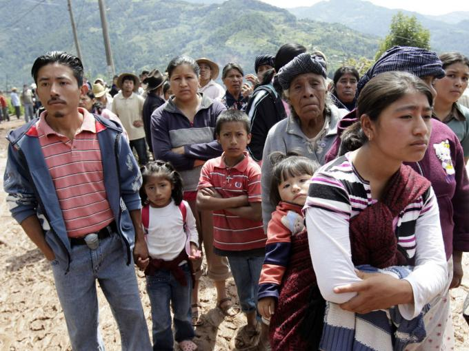 Pobreza extrema afecta 16 millones de mexicanos.