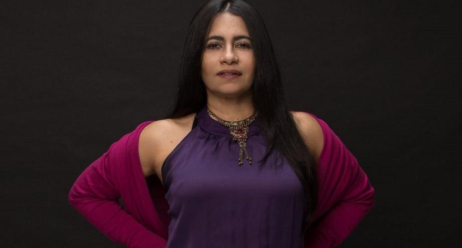 La productora y dramaturga Marina Frías.