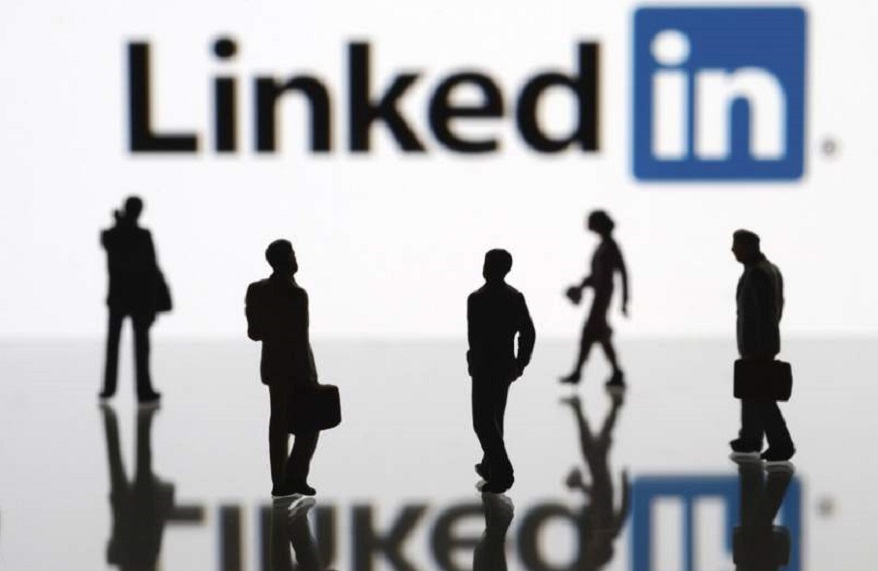 Red social profesional LinkedIn.