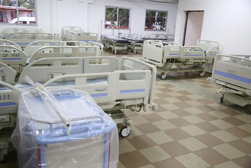 Proponen habilitar hotel santo domingo para pacientes con COVID-19.