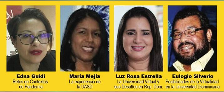 UASD celebra panel internacional.