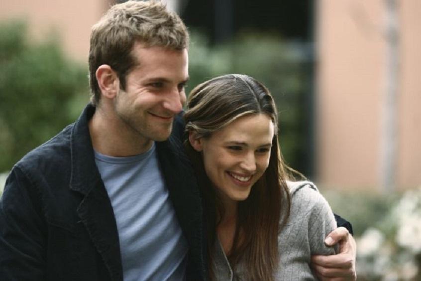 Bradley Cooper y Jennifer Garner en 'Alias'. (Fuente: Scott Garfield /ABC via Getty Images)