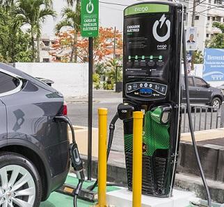 CCN implementa estaciones de carga para vehículos eléctricos