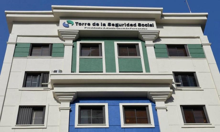Torre de la Tesorería de la Seguridad Social de República Dominicana.