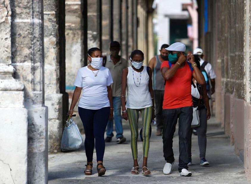 Cuban o registra muertos en tres semanas por COVID-19.