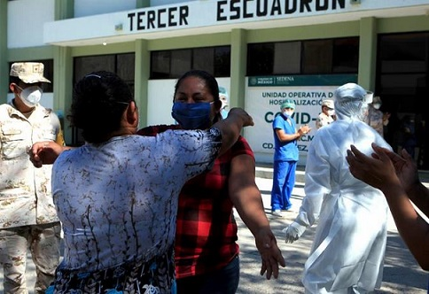 México se convierte el tercer país con más muertos de COVID-19
