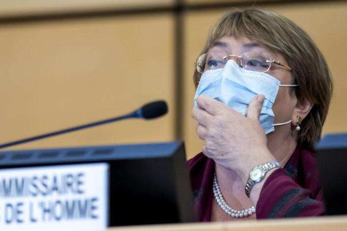 Bachelet denuncia obstrucción a partidos políticos de cara a las elecciones