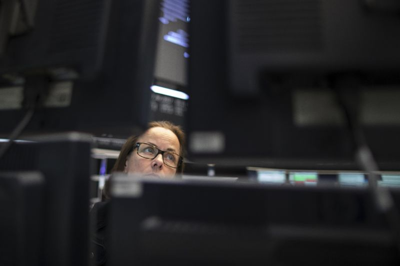 Las bolsas europeas bajan tras el mal dato del mercado laboral de EE.UU.