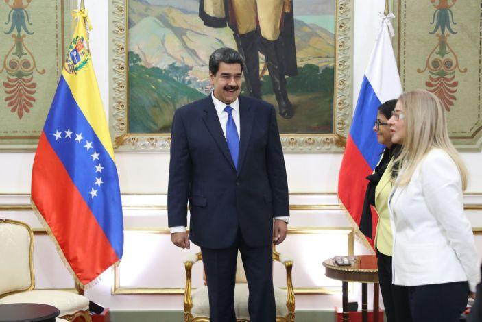 La Justicia británica analiza el recurso de Maduro sobre el oro de Venezuela