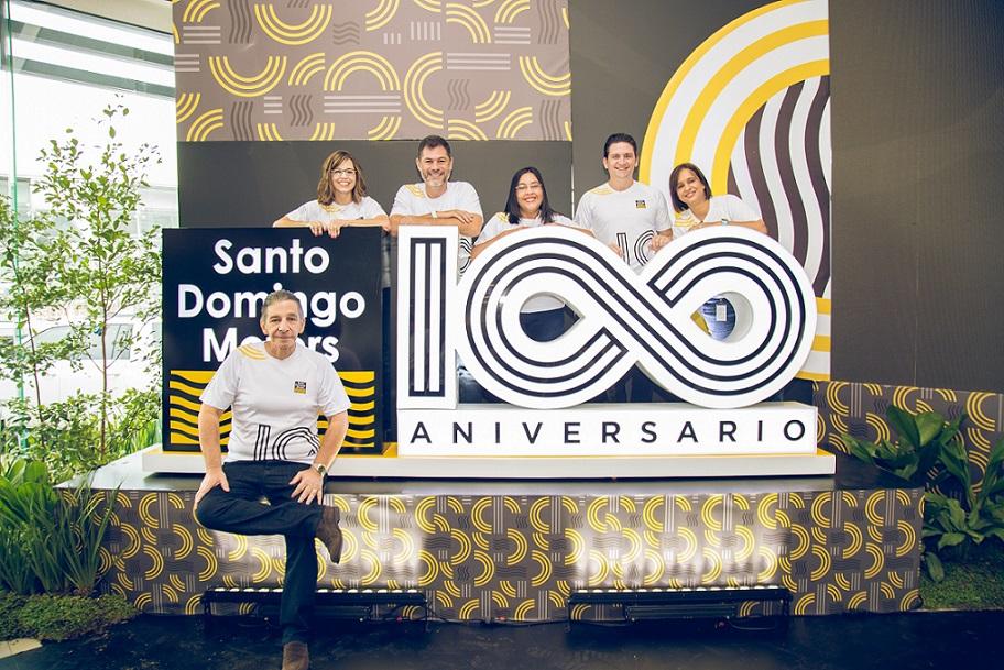 Santo Domingo Motors celebra centenario.