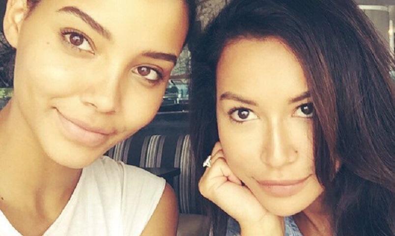 Nickayla Rivera (izquierda) se muda con el exmarido y el hijo de Naya (derecha), su difunta hermana. (Imagen: Instagram @nickaylarivera)