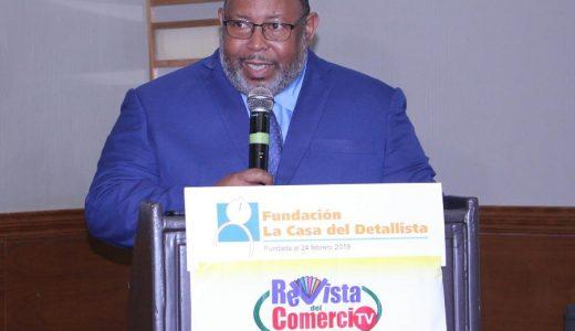 Ricardo Rosario, presidente de la Fundación Casa del Detallista y expresidente de la FENACERD.
