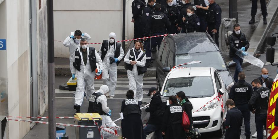 Acusan terrorismo islamita de atentado a en París.