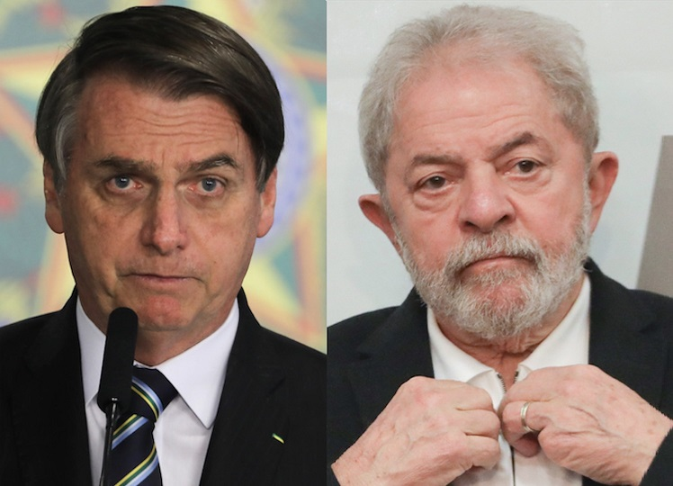 Lula apoyará candidato presidencial contra Bolsonaro.