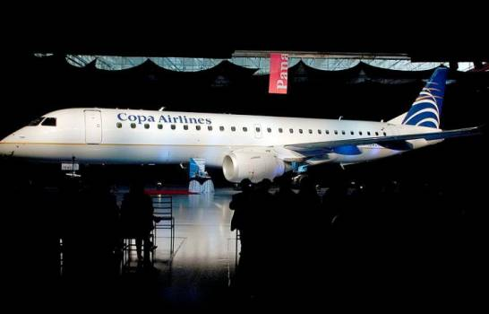 Copa Airlines vende su flota 14 Embraer a Alliance Airlines