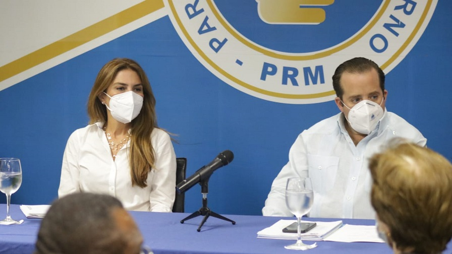 PRM conoce ternas para sustituir cuatro diputados.