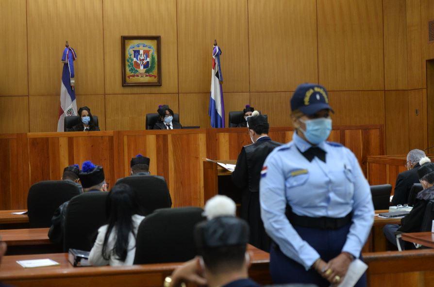 Aplazan para el lunes continuación juicio de fondo caso Odebrecht.