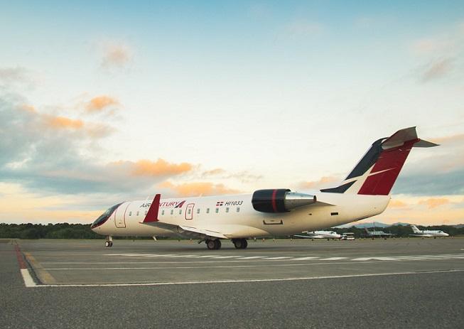 Air Century reanuda sus vuelos en el Caribe.